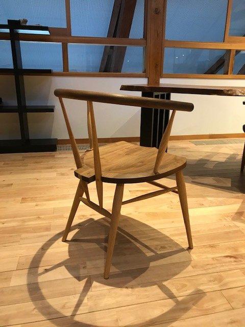 【2020・柏木工セール】高山ウッドワークス・cafe chair  W512K