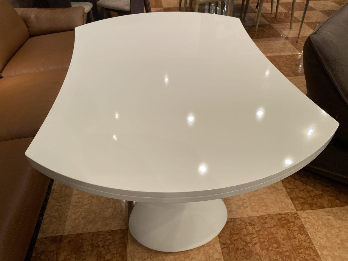 【ホワイトインテリアにお勧め昇降テーブル】COMPAR・PARISリフトテーブル
