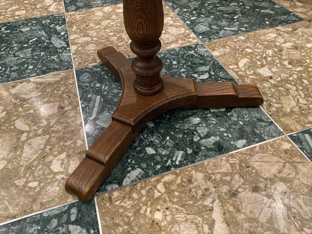 飛騨産業・プロヴィンシャル仕様のオケージョナルテーブル