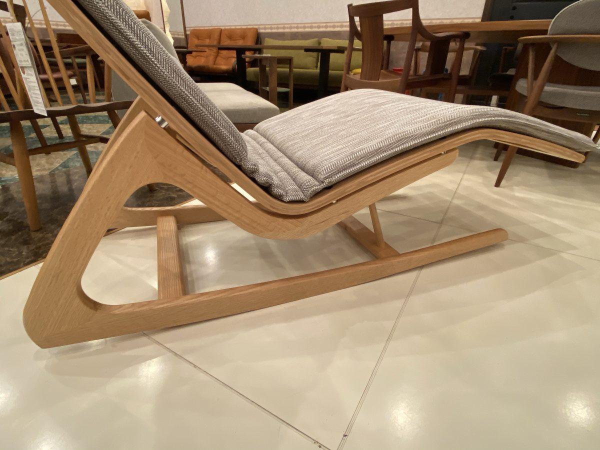 柏木工・うたたね椅子SLC83A