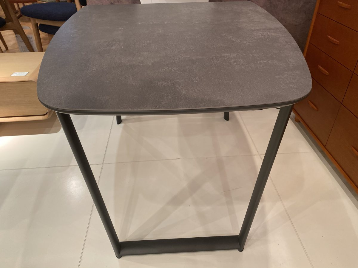 【ワンルームマンションにお勧めセラミックテーブル】ALTACOM・RIBOTエクステンションテーブル