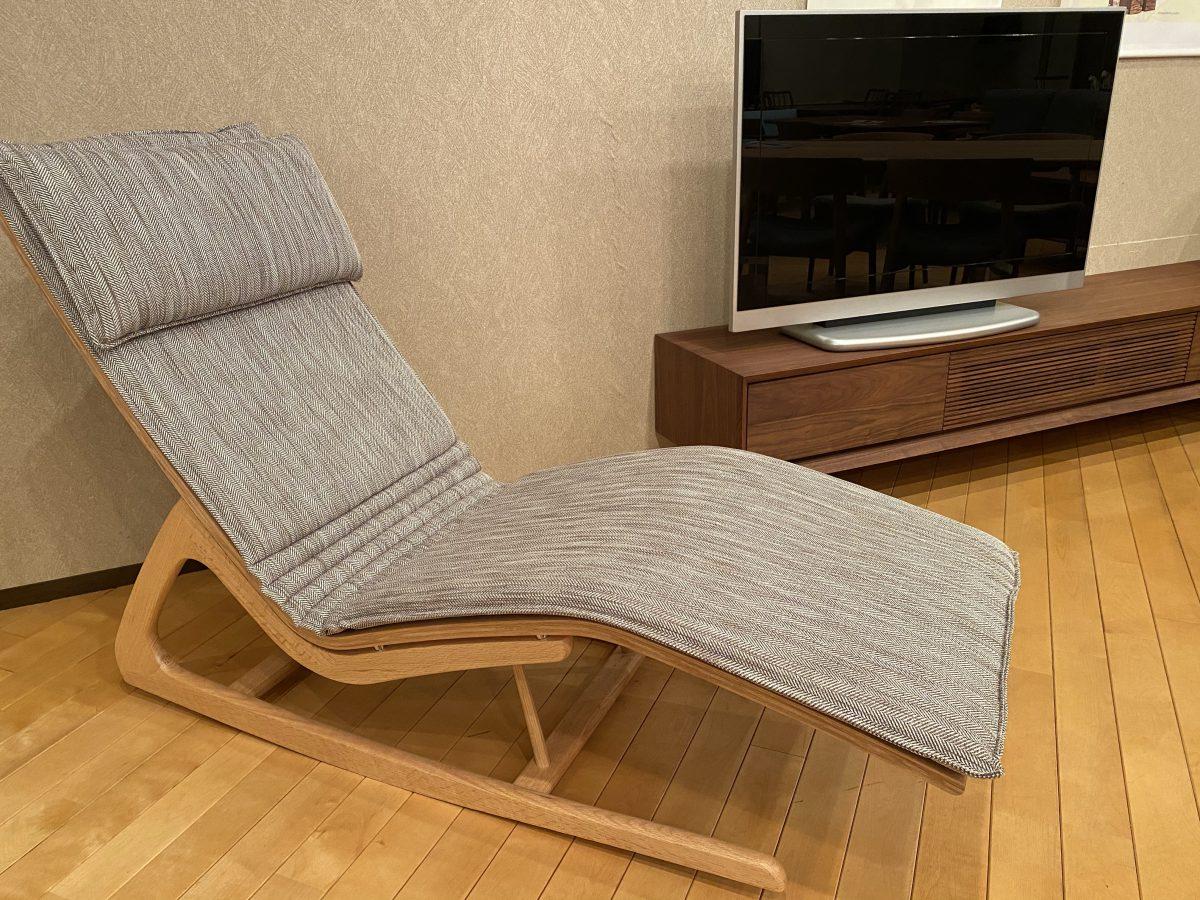 柏木工・うたたね椅子 SLC83A
