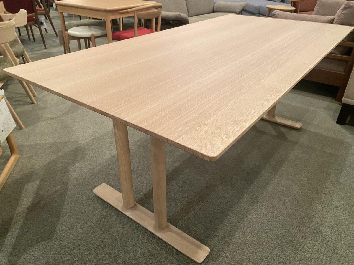 日進木工・CHORUSダイニングテーブル