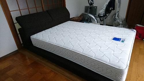 愛媛県にマルイチセーリングのベッド・サニーを納品