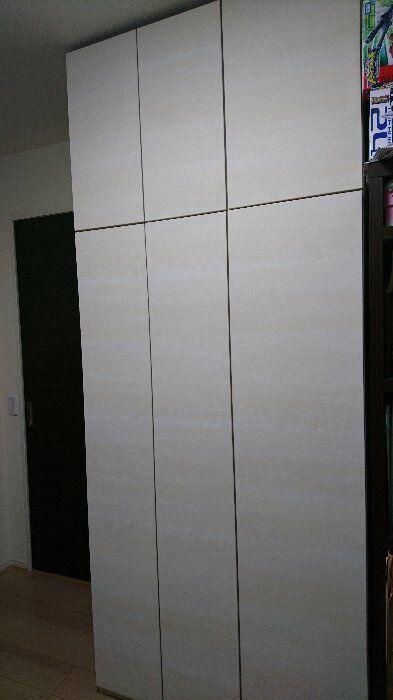 高松市にすえ木工・収納MG-storageを納品
